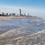 Heerlijk genieten op Zandvoort strand
